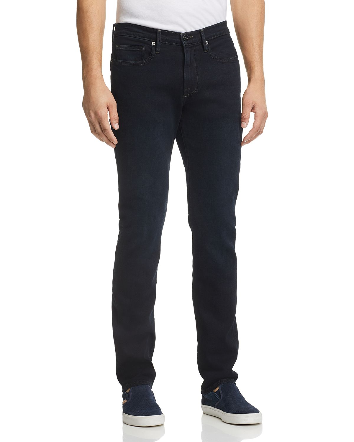 Frame L'homme Slim Fit Jeans In Sequoia