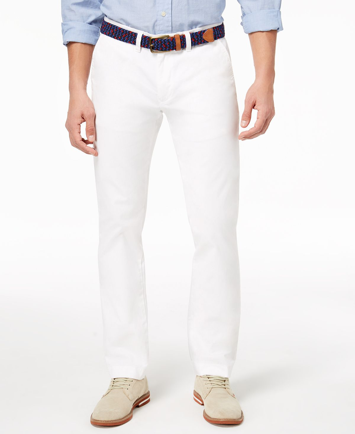Tommy Hilfiger Th Flex Stretch Custom-fit Chino Pant