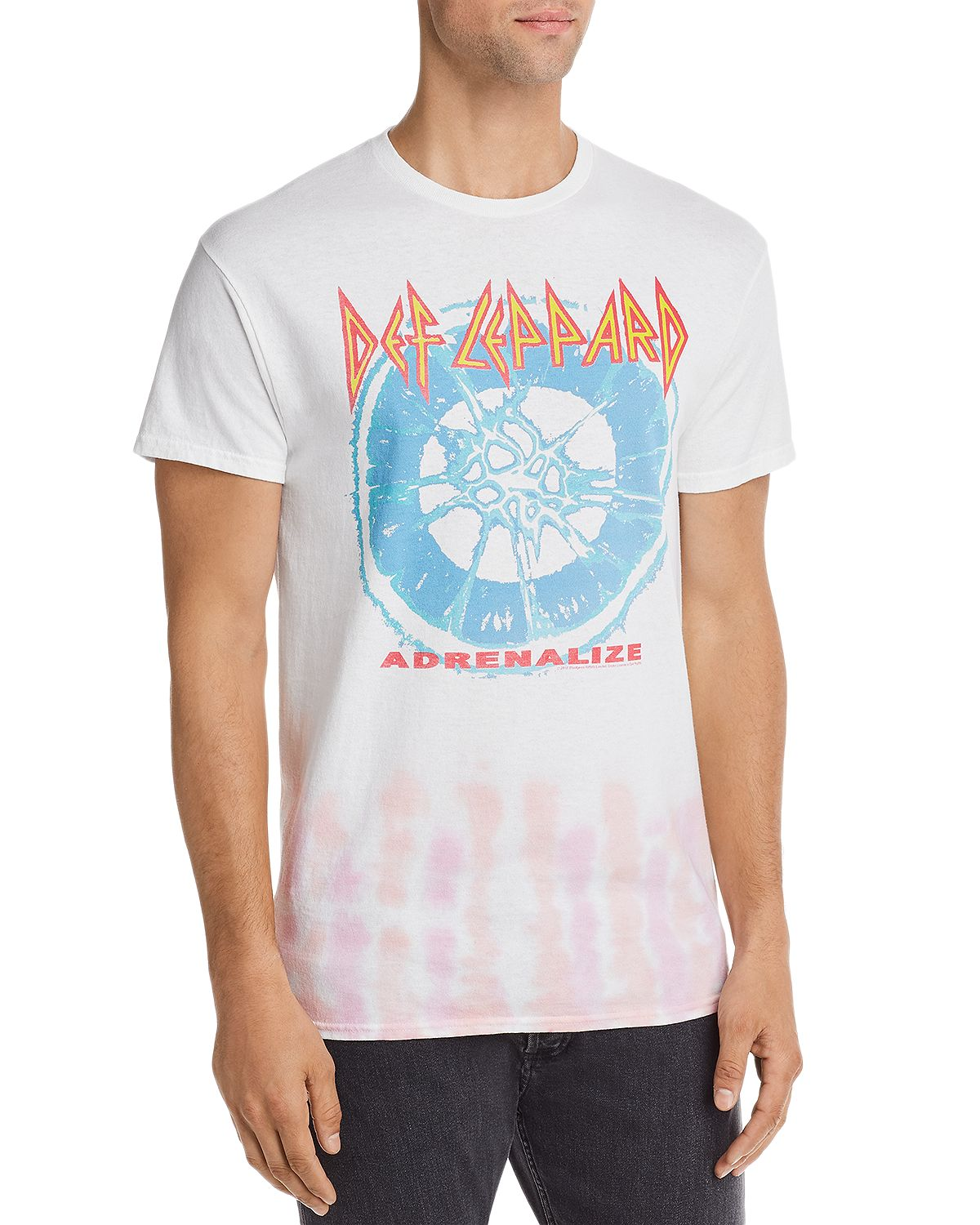 Junk Food Def Leppard Graphic Tee
