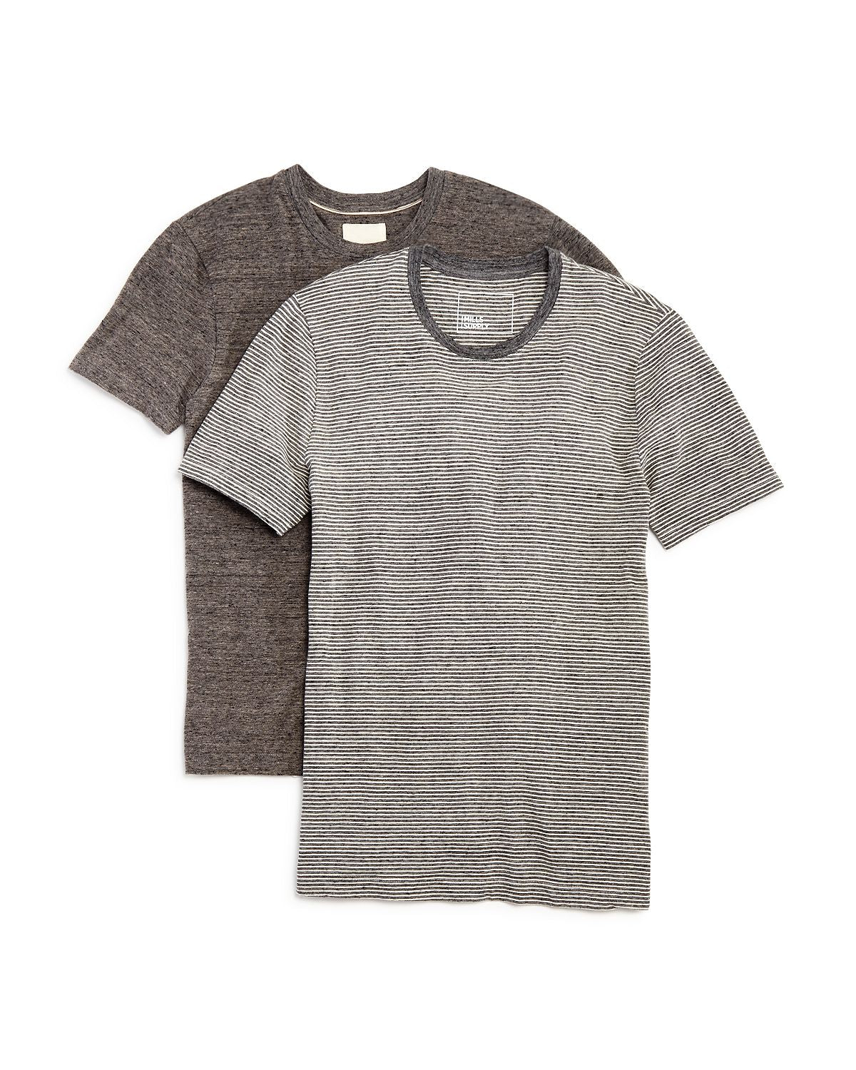 Mills Supply By Splendid Heathered Jersey Tee Pack Of 2