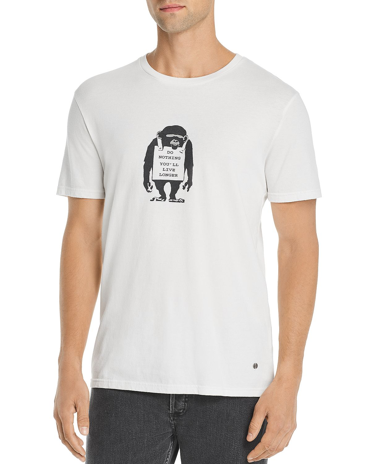Eleven Paris Monkey Tee