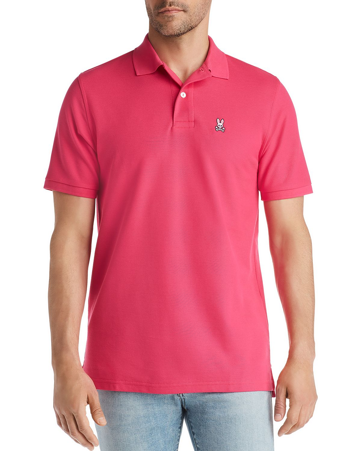 Psycho Bunny Classic Fit Polo Shirt