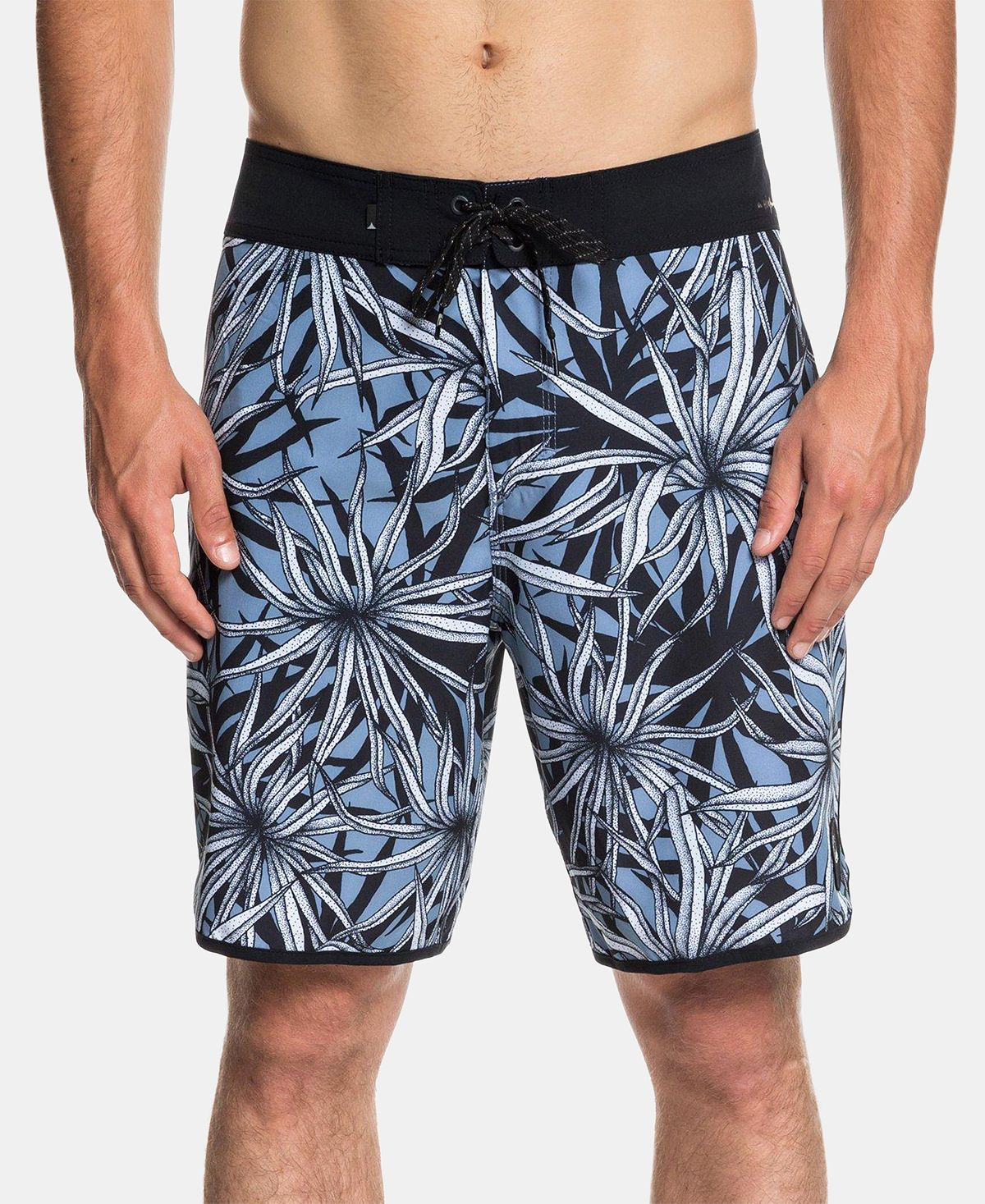 "Quiksilver Highline Pandana Graphic 19"" Board Shorts"