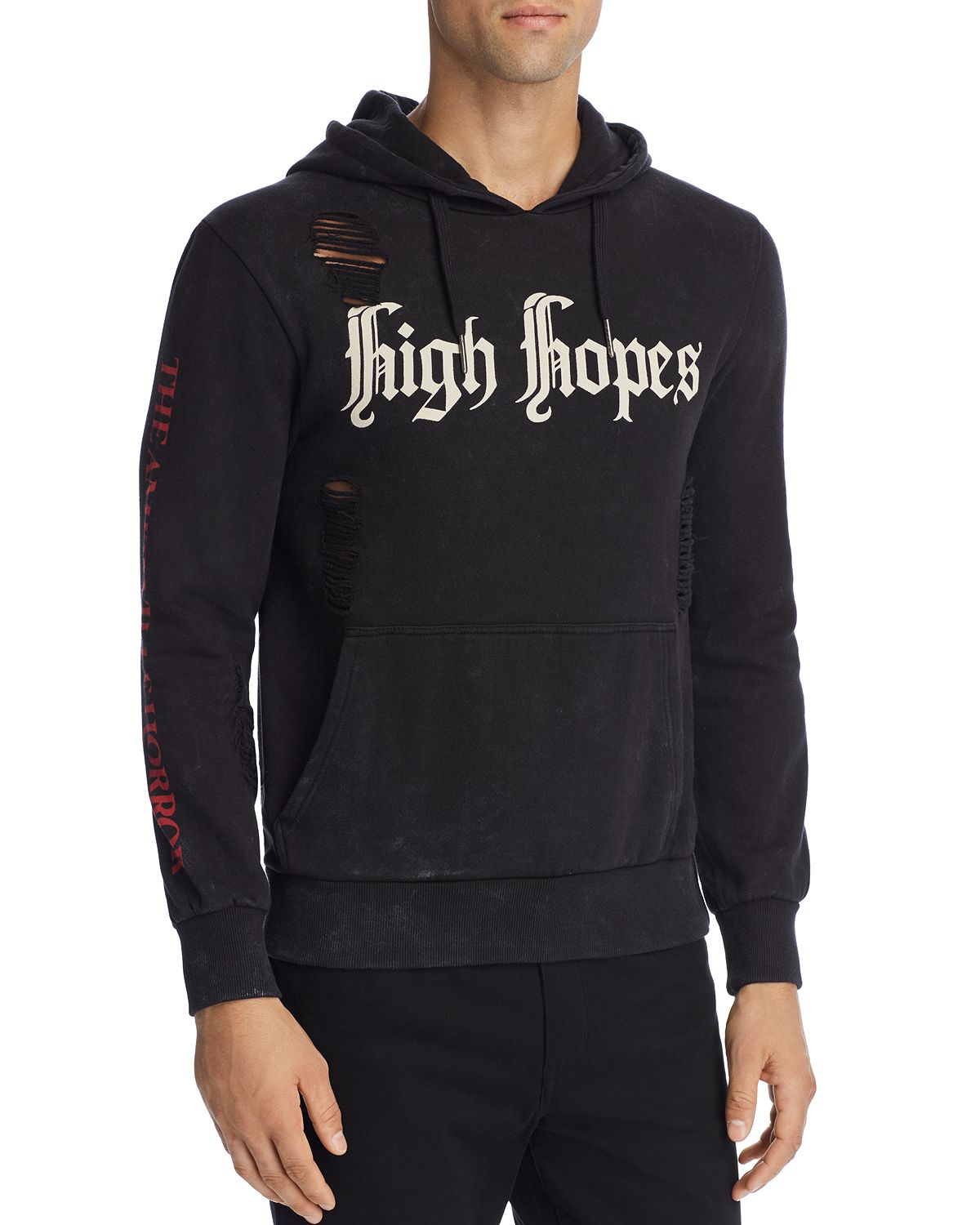 Eleven Paris High Hopes Hooded Sweatshirt