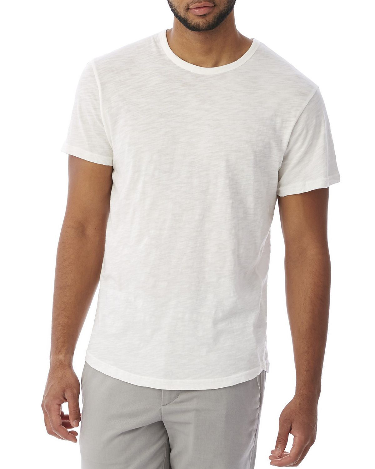 Alternative Postgame Washed Slub Knit Tee