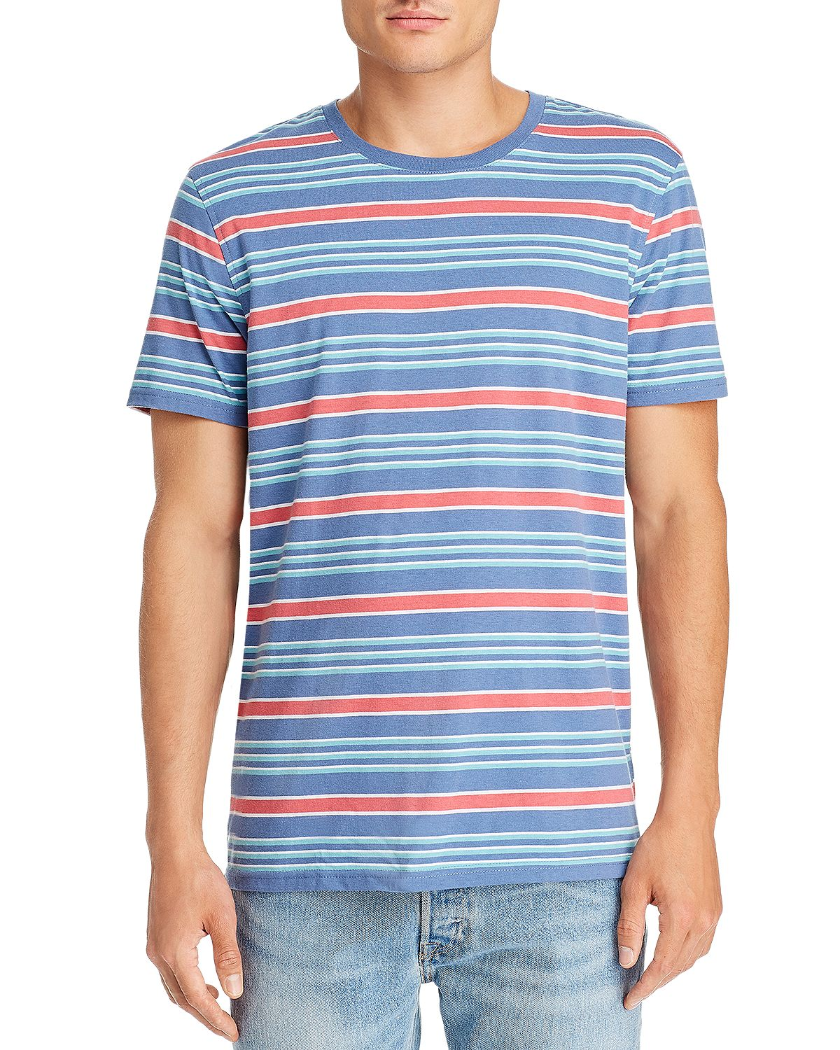 Pacific & Park Striped Tee