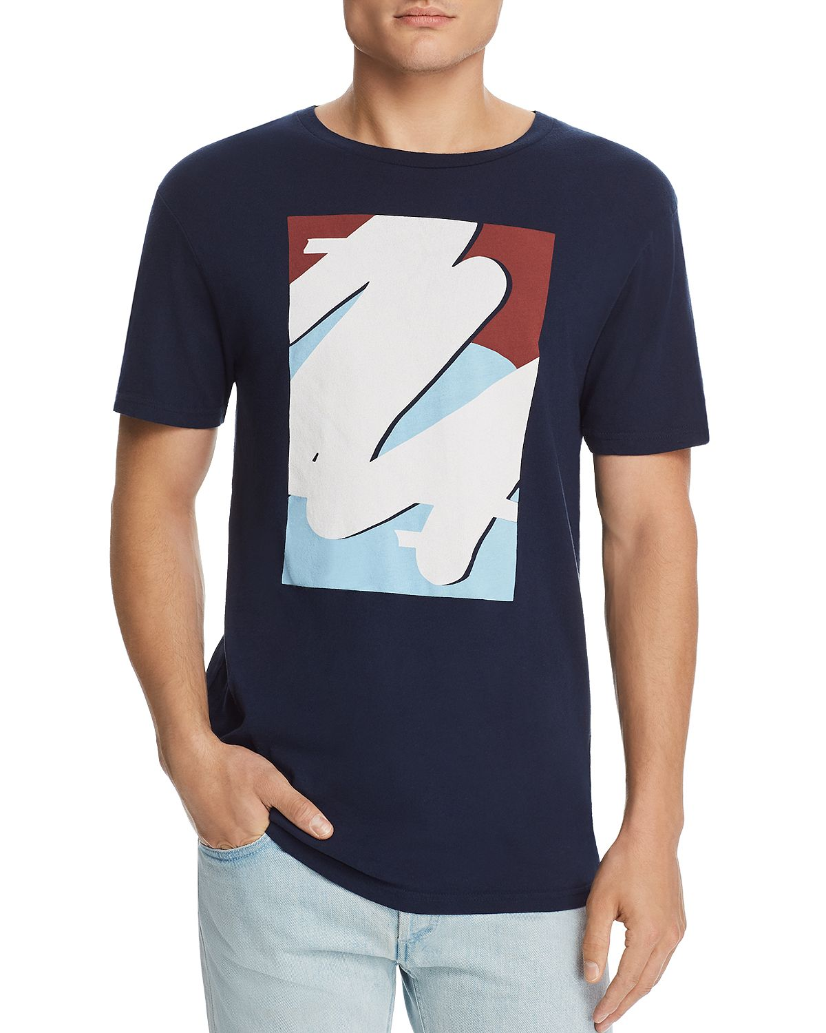 Vesitge Visual Arts Graphic Tee