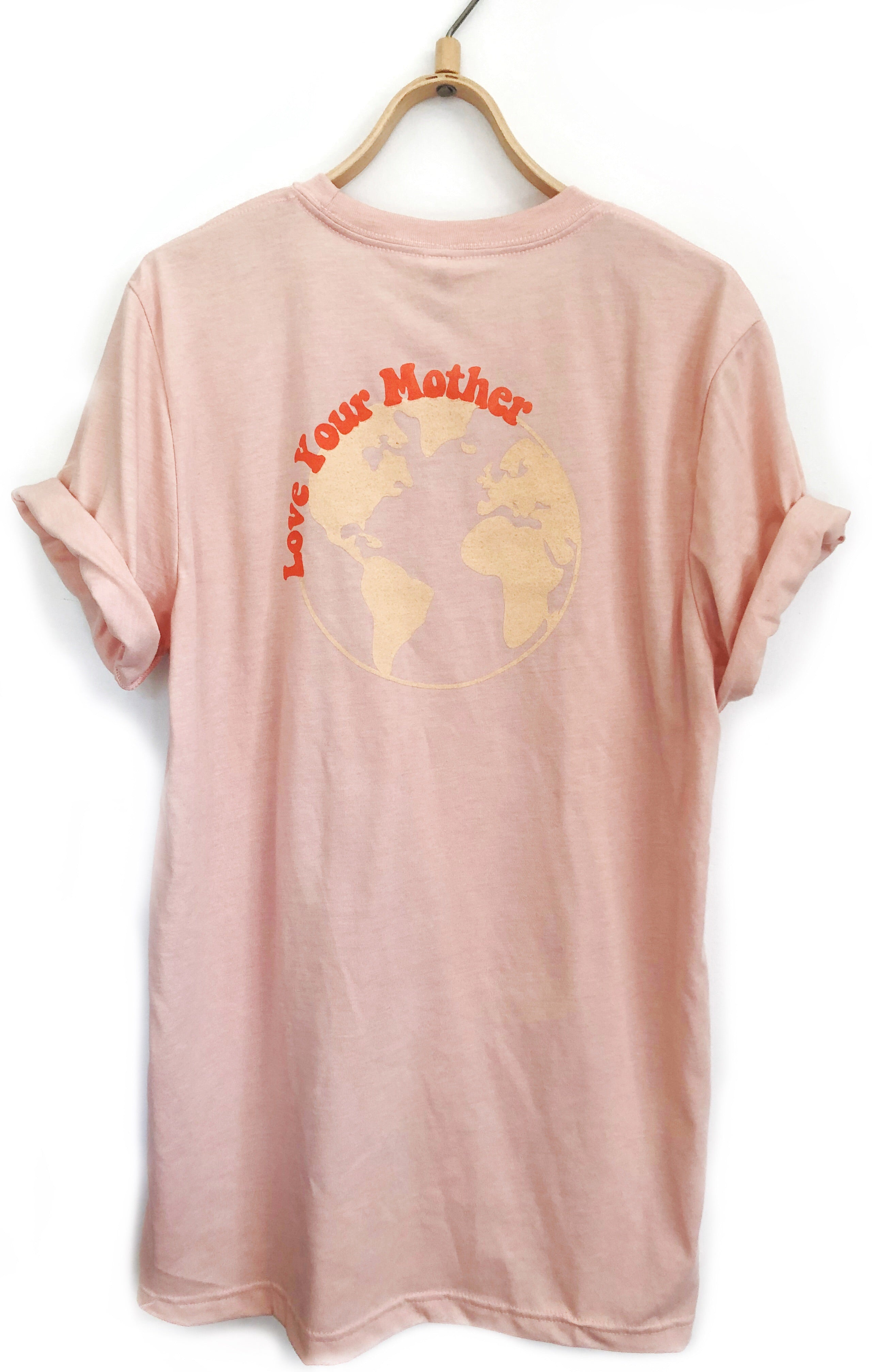 Not for Kids Tee - Peach
