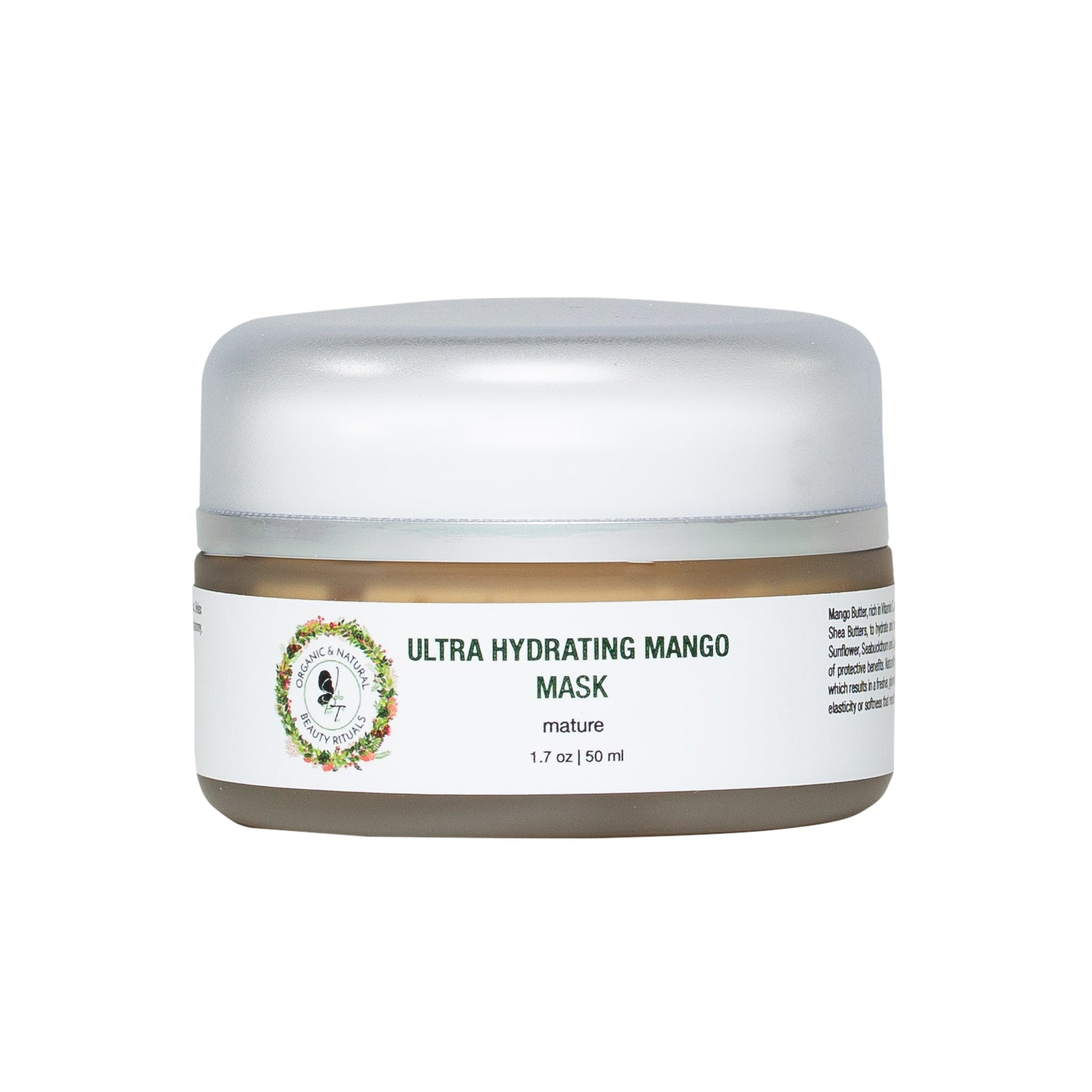 Ultra Hydrating Mango Mask
