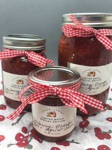 XCranberry Orange Apple and Apricot Sauce