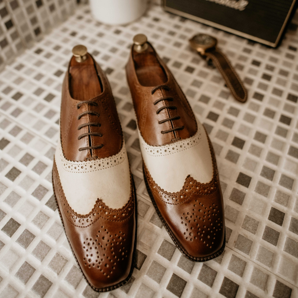 Whitan Brogues