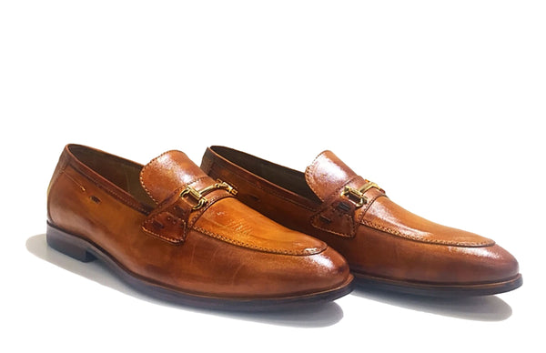 Horsebit Hand Loafers