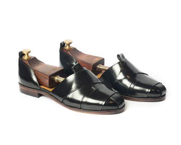 Cross B Sandal