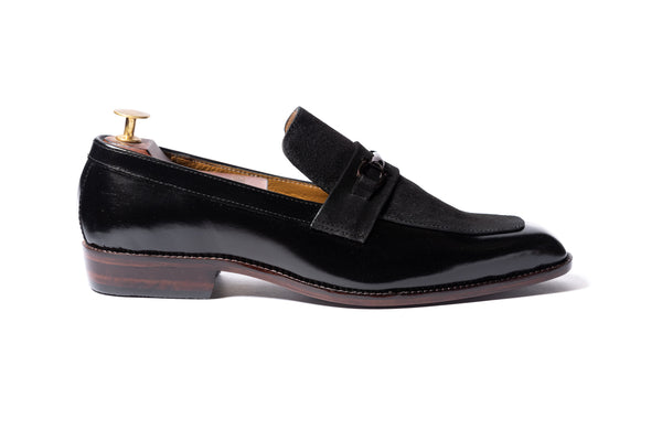 Horsebit Velv Loafer
