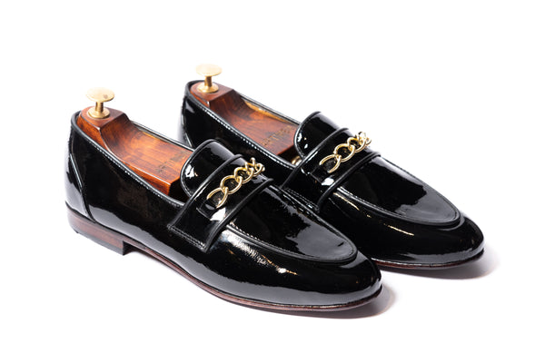 Chained Loafers