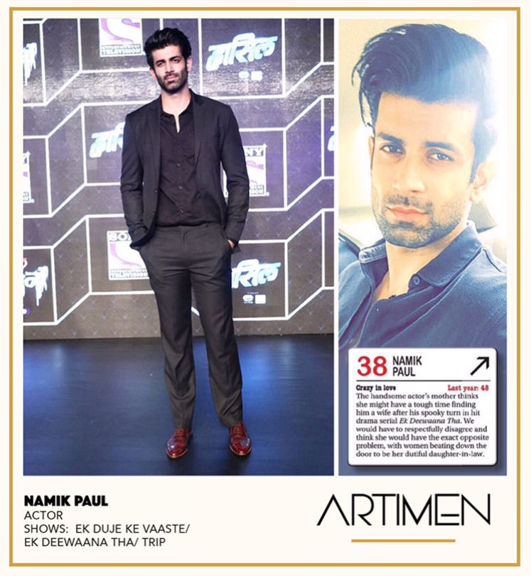 Cheerz Brog - Namik Paul, Actor