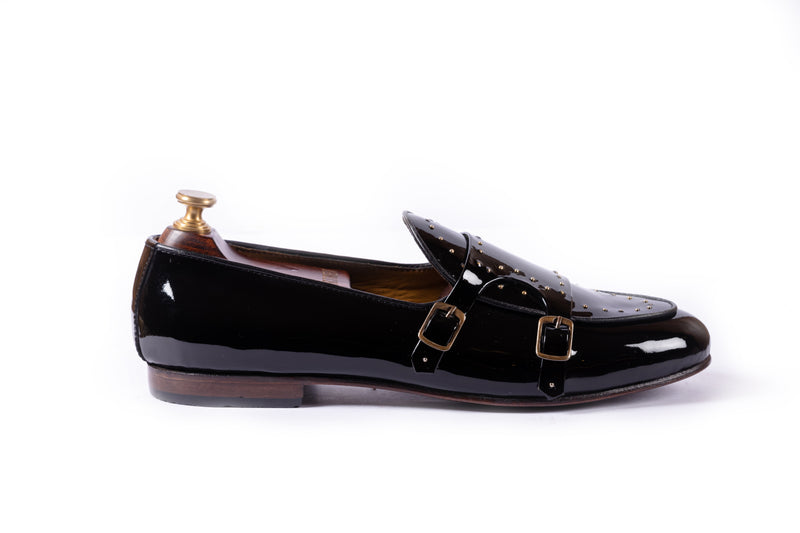 Bajrat Monk Loafers
