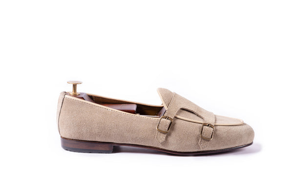 Suez Monk Loafers