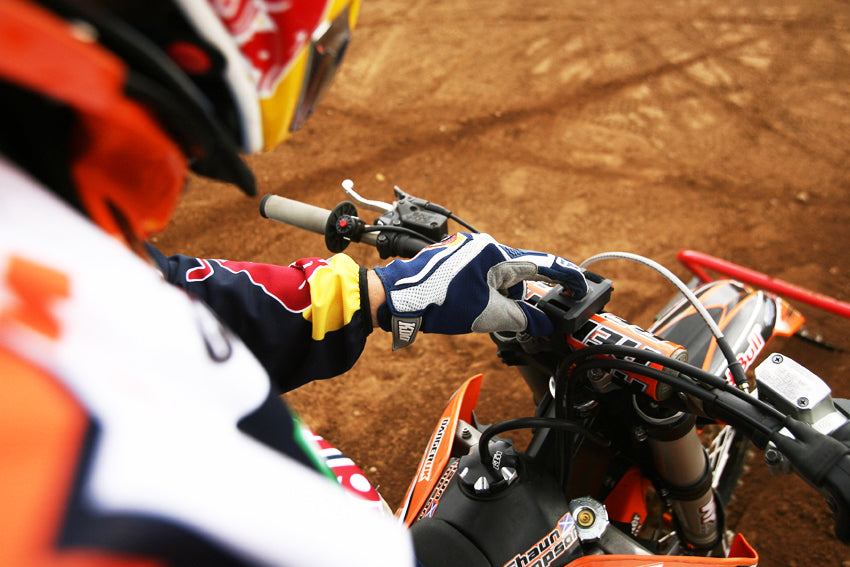 Holeshot Gate Step 1