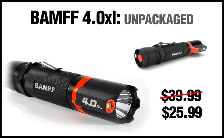Unpackaged BAMFF 4.0XL Deal by STKR Concepts