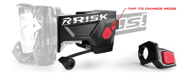 Risk Racing Ripper MX Goggle Roll-off system for motocross