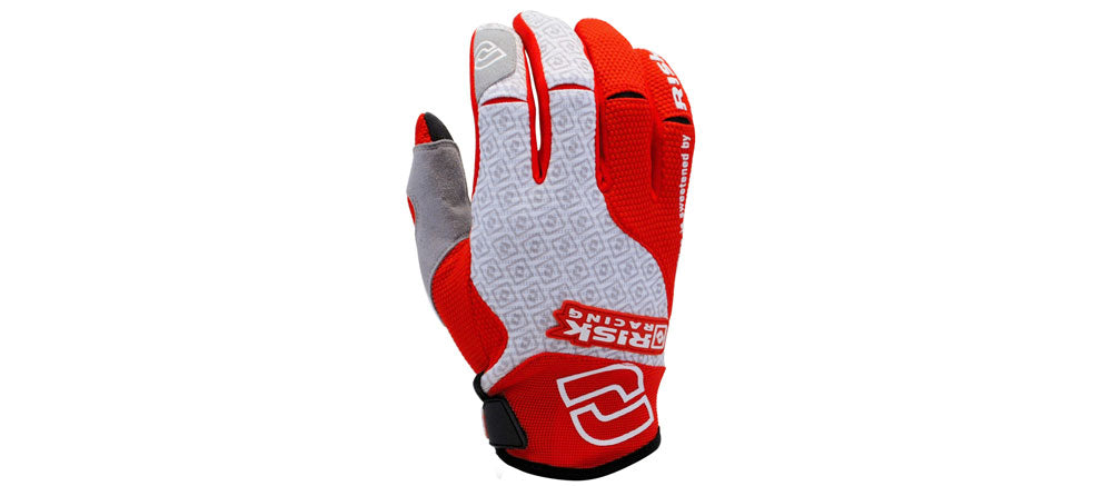 Risk Racing Carbide MX Gloves