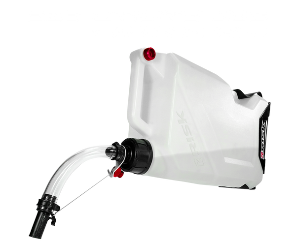 Risk Racing EZ3 Utility Jug with new Hose Bender
