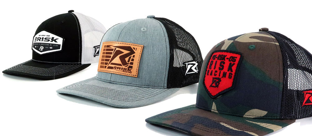 Risk Racing Hats