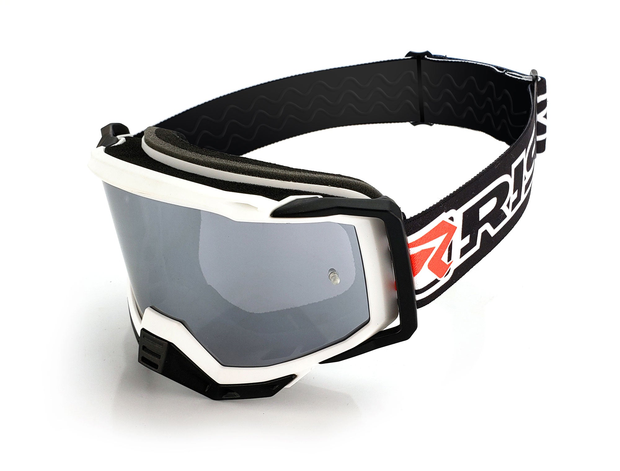 J.A.C. MX Tear-Off Goggle by Risk Racing