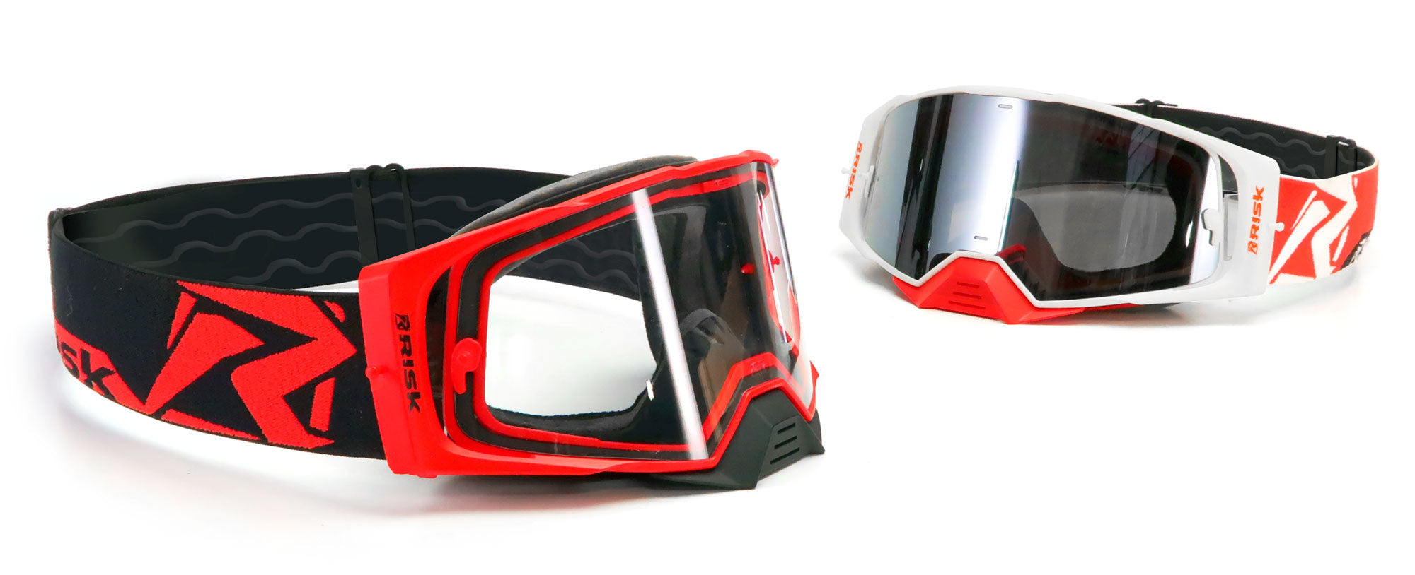 J.A.C. V2 MX Goggles by Risk Racing