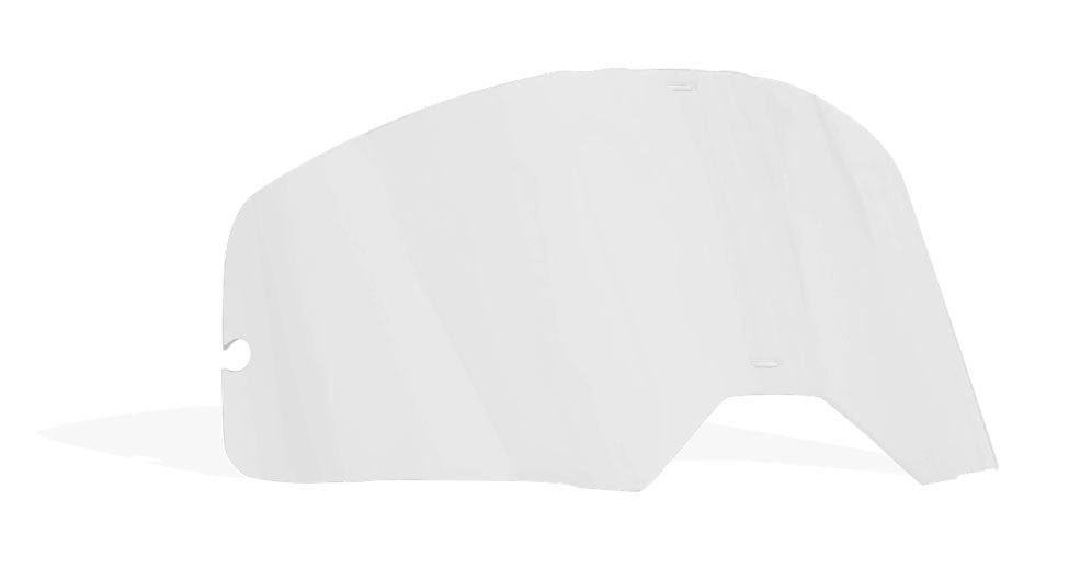 RISK RACING Clear Lens Replacement for J.A.C. V2 MX Goggles