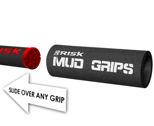 Mud Grips by Risk Racing