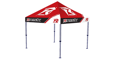 Risk Racing Factory Canopy Tent