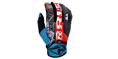 Risk Racing Team Riding Gear - Gloves