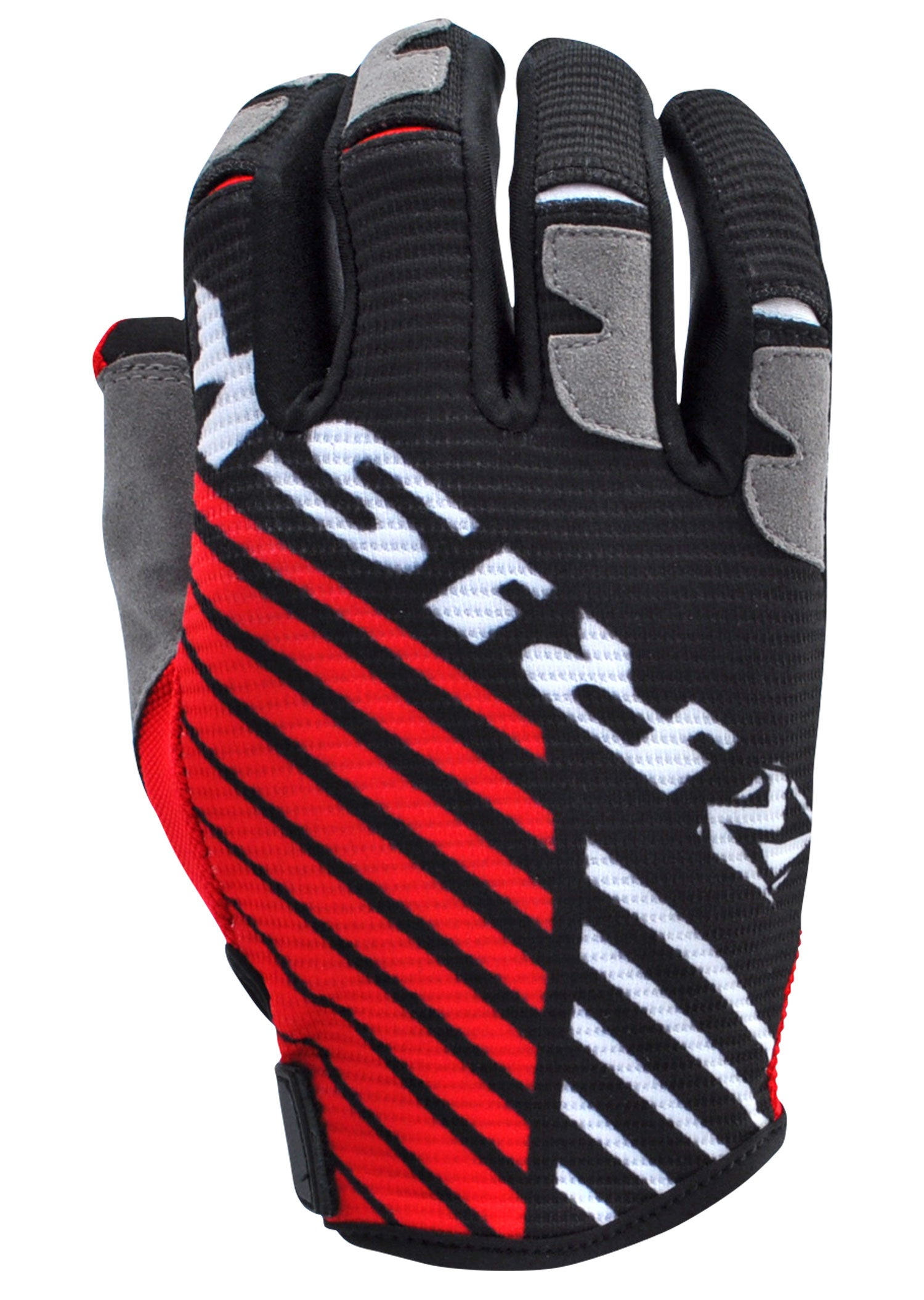 VENTilate Black/Red Gloves