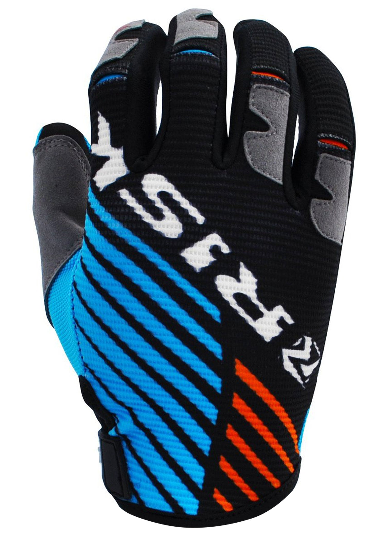 VENTilate Blue/Orange Gloves