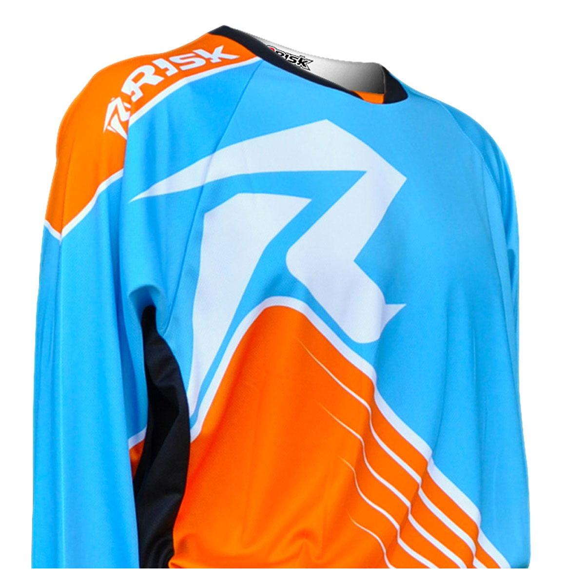 VENTilate Blue/Orange MX Jersey