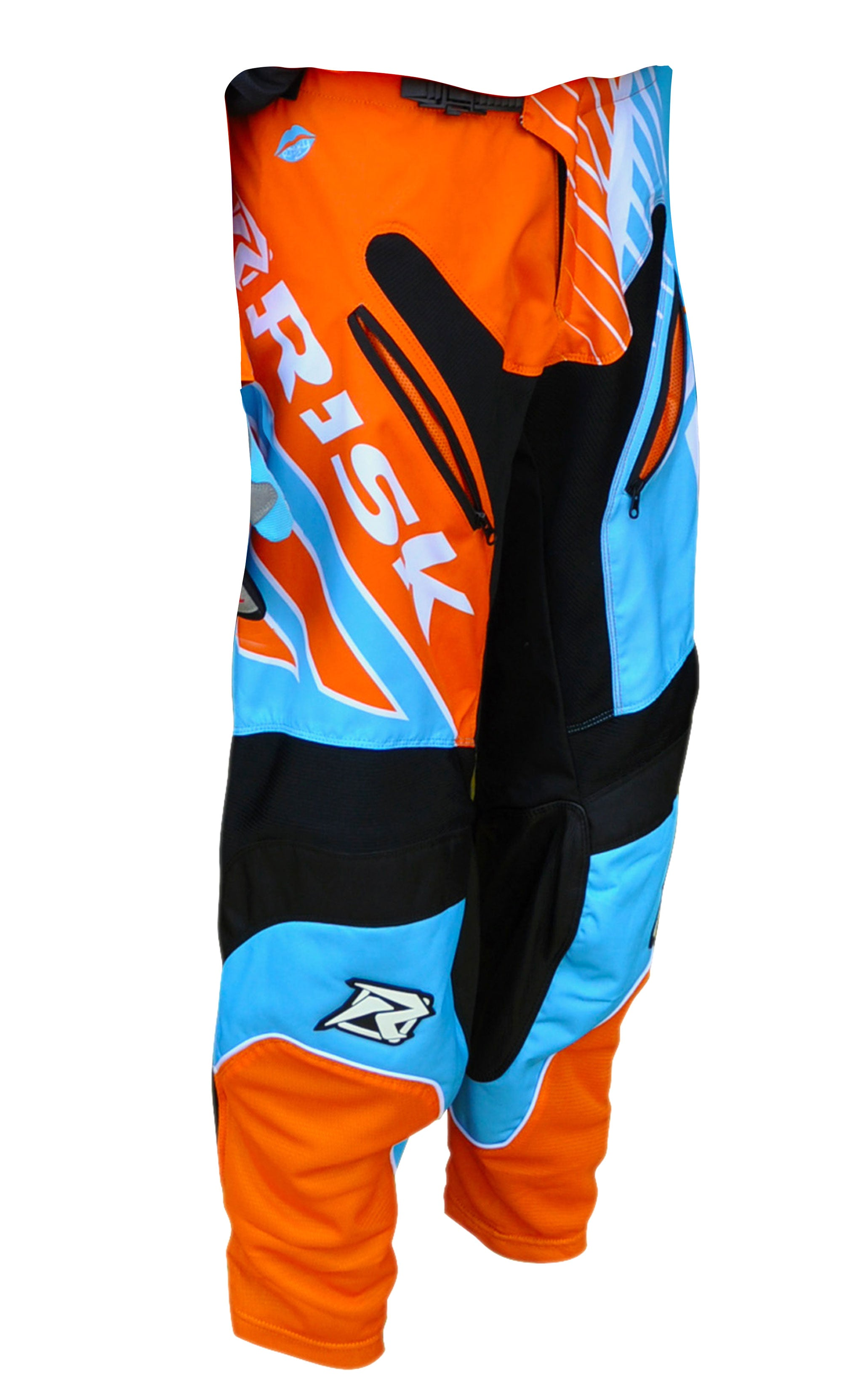 VENTilate Blue/Orange MX Pants