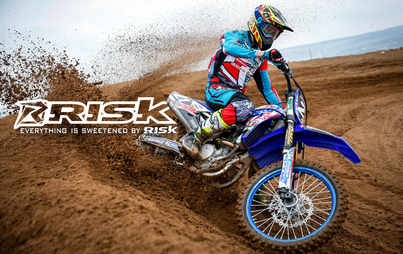 Risk Racing Innovative Motocross Dirt Bike Atv Gear
