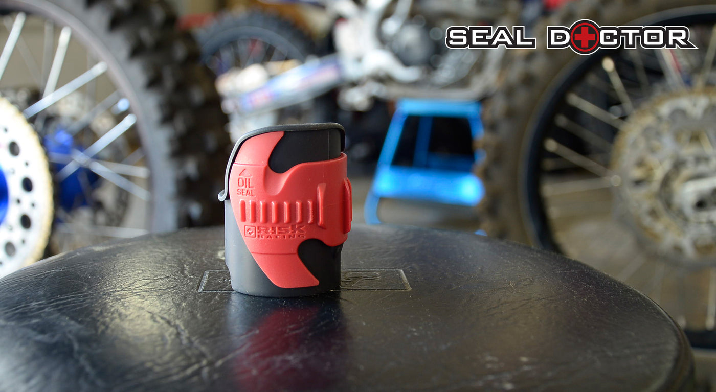 Seal Doctor - Prevents & cures leaky fork seals fast | Risk Racing