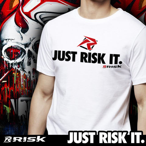 Risk Racing - Just Risk It - Motocross T Shirt