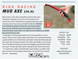 Mud Axe review in Dirt Rider Magazine
