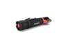 BAMFF 4.0XL dual LED flashlight with tactical tail switch position | STKR Concepts - striker flashlight