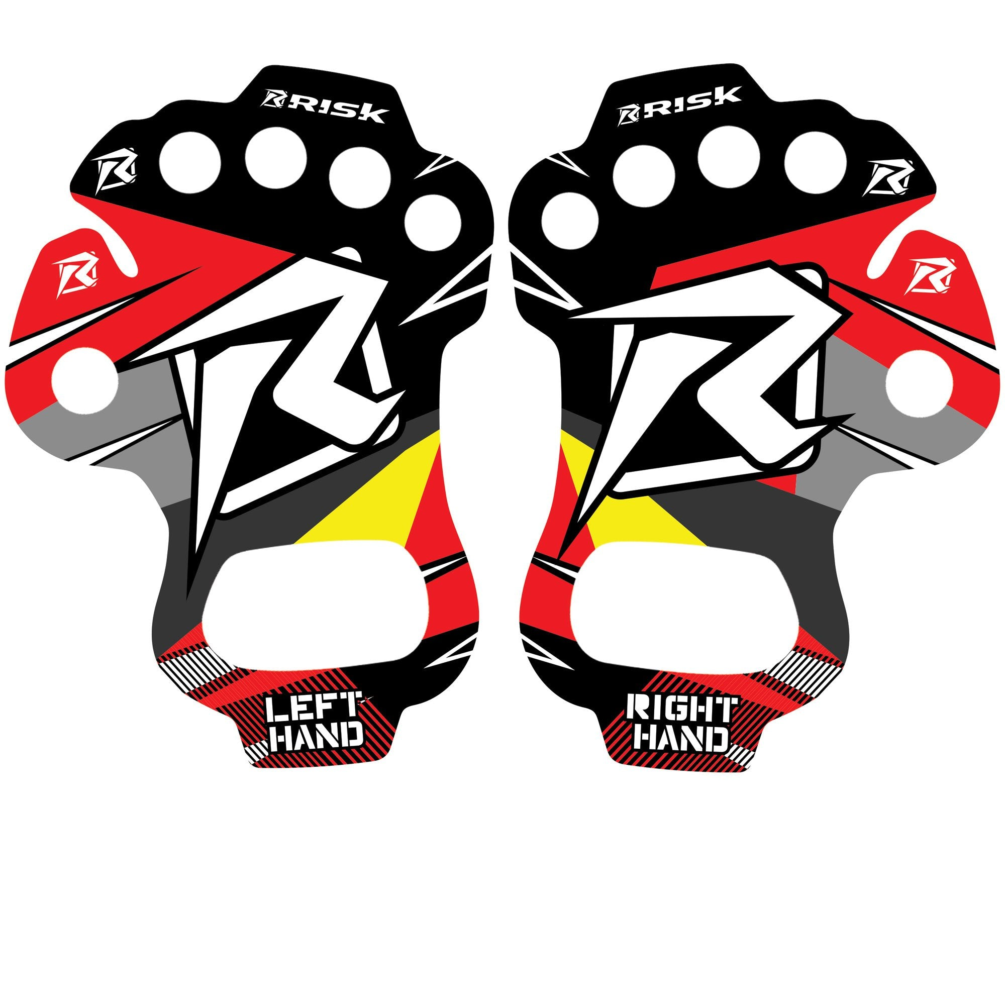 Risk Racing Palm Protectors - Prevent Blisters and Calluses riding Dirtbikes