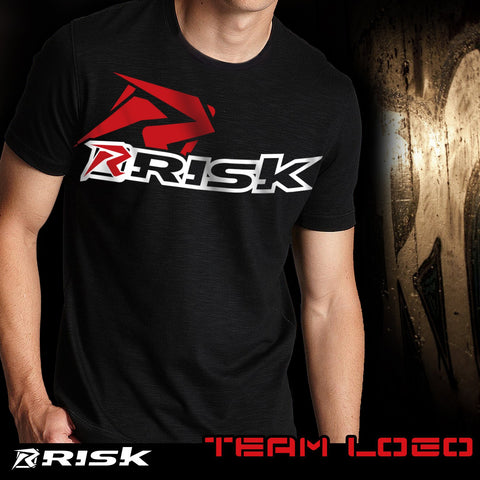 Risk Logo Motocross T Shirt