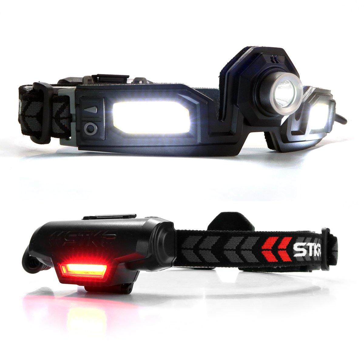 FLEXIT Headlamp Pro - Halo Lighting and Rear Hazard Light by STKR Concepts