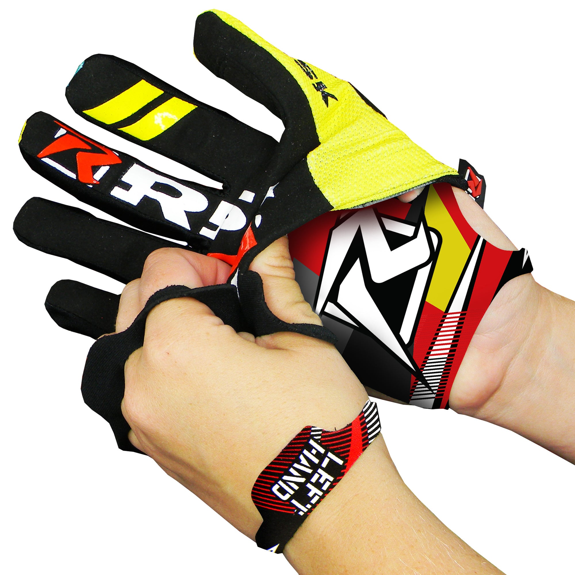LARGE RISK RACING 00111 RISK RACING PALM PROTECTOR SOLD IN PAIRS