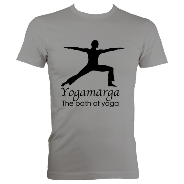 Path of Yoga - Yogamarg - Men's Tshirt