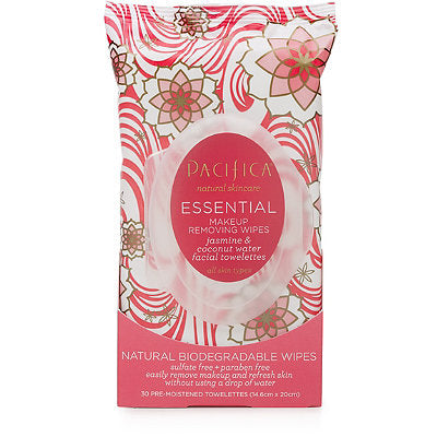 Essential Makeup Removing Wipes