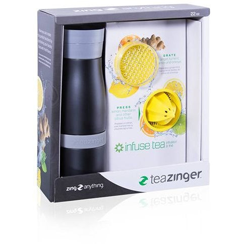 Tea Zinger Black
